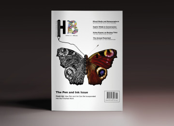 HB Contemporary Drawing Magazine