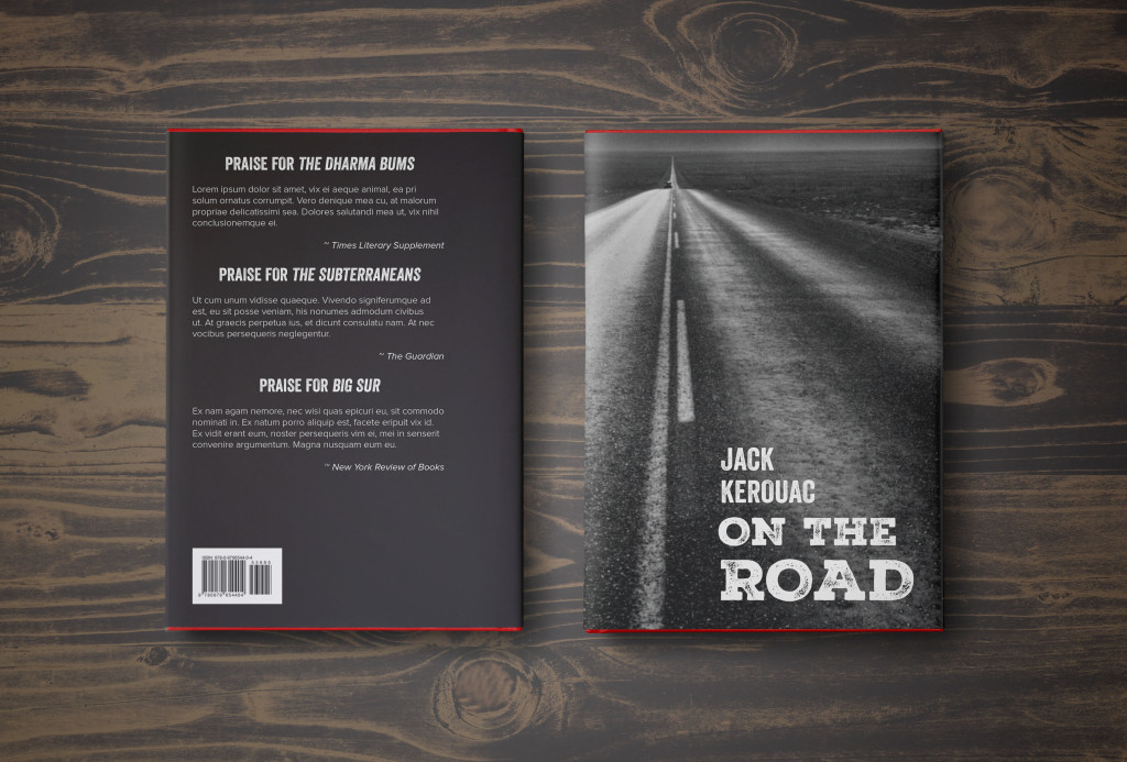 on the road mockup 8
