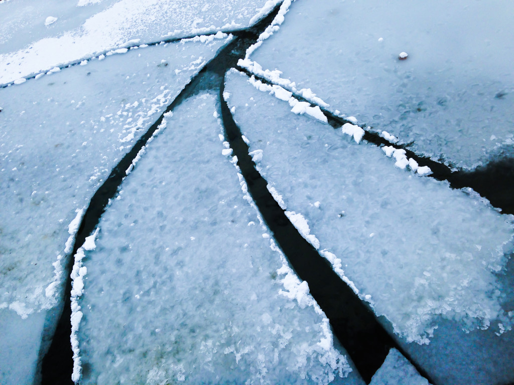 Snow-Covered Ice Floes II