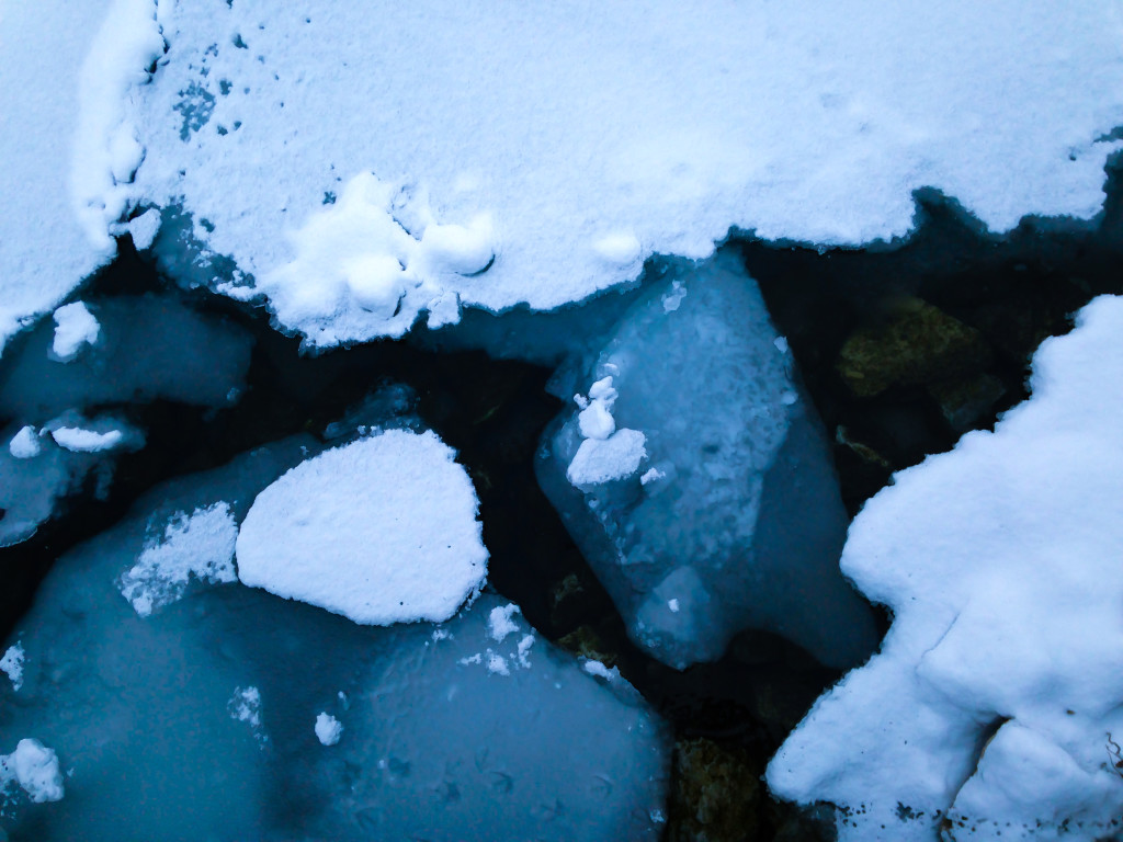 Snow-Covered Ice Floes III